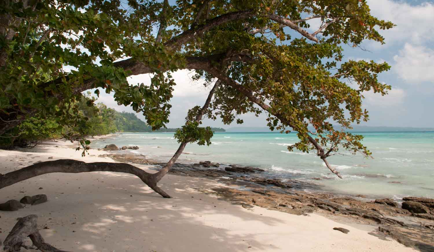 Ile Havelock, Iles Andaman, Inde