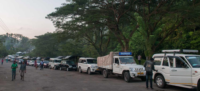 Andaman Trunk Road, Iles Andaman, Inde