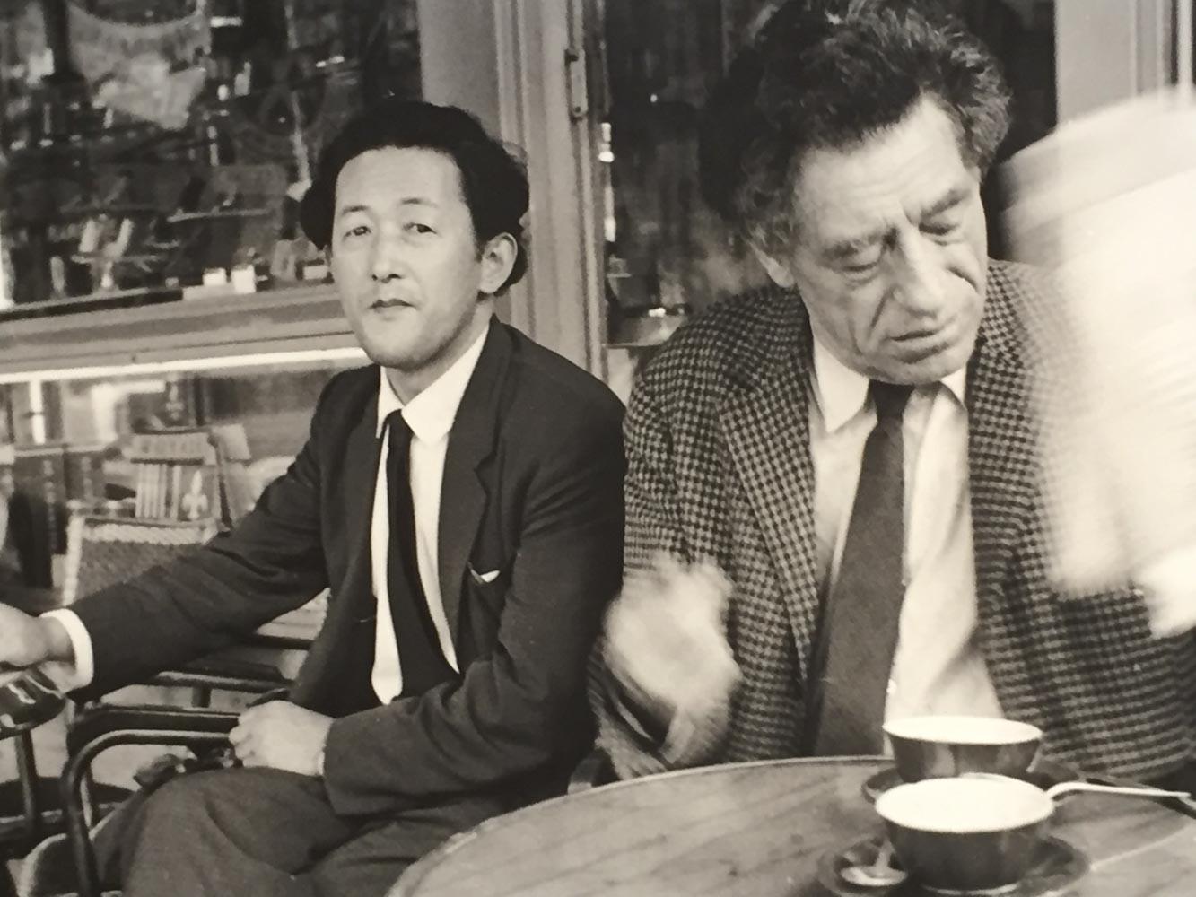 Exposition Giacometti, YUZ Museum, Shanghai