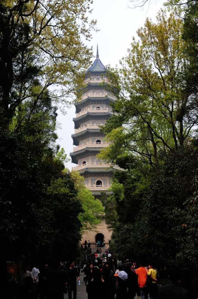 Pagode Linggu 灵谷寺, Nanjing 南京