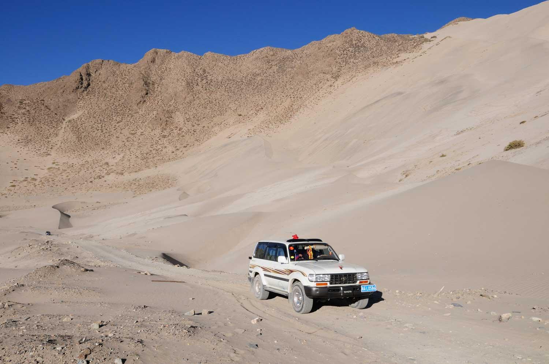 Brahmapoutre, Yǎlǔ Zàngbù 雅鲁藏布, Tibet