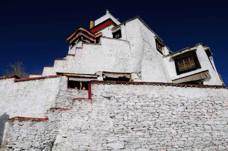 Chateau Yumbulagang, Yōng Bù Kāng 雍布拉, Tibet