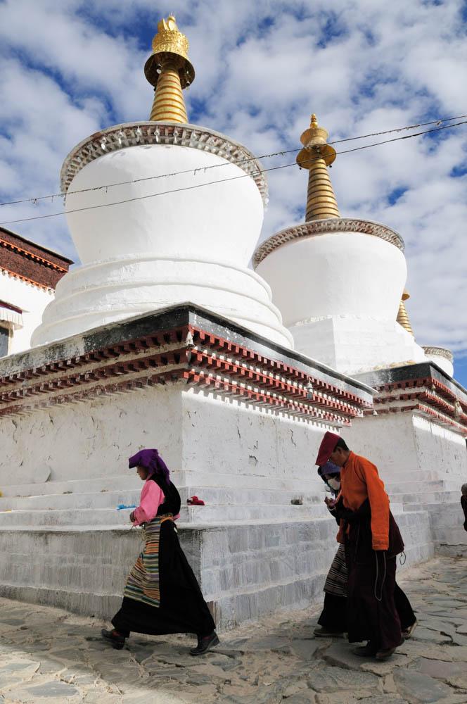 Tashilhunpo de Shigatse, Rìkāzé日喀则, Tibet