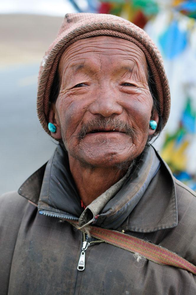 Col de Gyatso, Jiā Cuò Lā Shān 嘉措拉山, Tibet