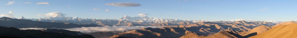Col de Pang La, Tibet