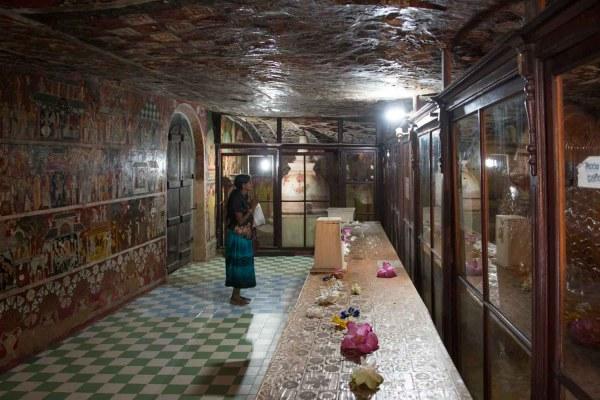 Mulgirigala Raja Maha Viharaya, Sri Lanka