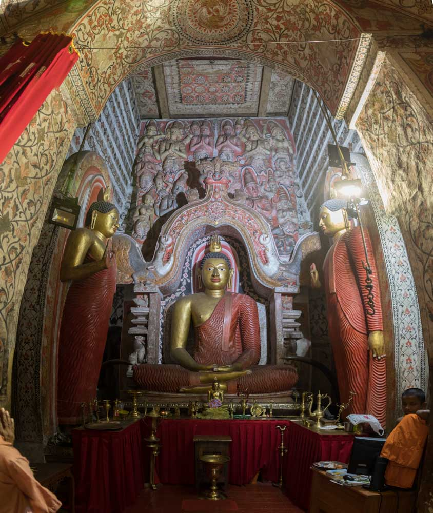 Sri Lankathilake Rajamaha Viharaya, Kandy, Sri Lanka