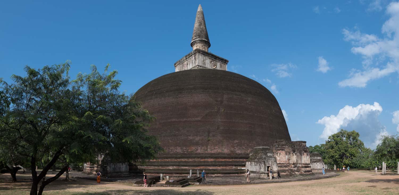 Rankoth Vihara, Polonnaruwa, Sri Lanka