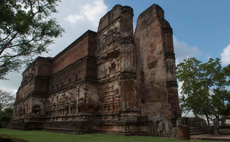 Lankatilaka Vihara, Polonnaruwa, Sri Lanka