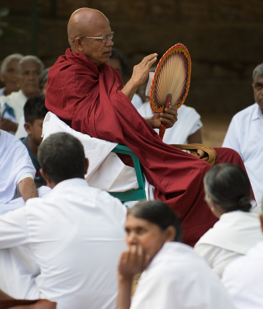 Sri Maha Bodhiya, Anuradhapura, Sri Lanka