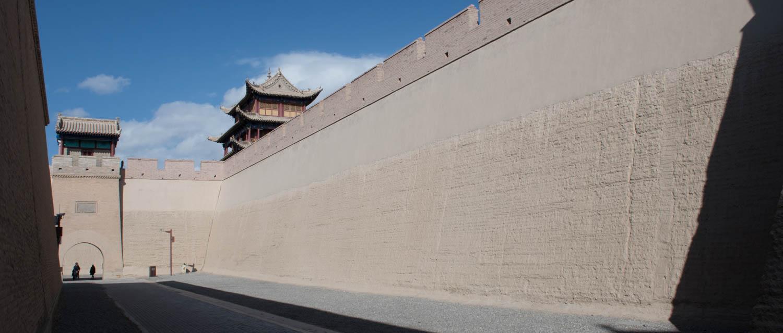 Grande muraille de Jiayuguan, 嘉峪关, Gansu 甘肃