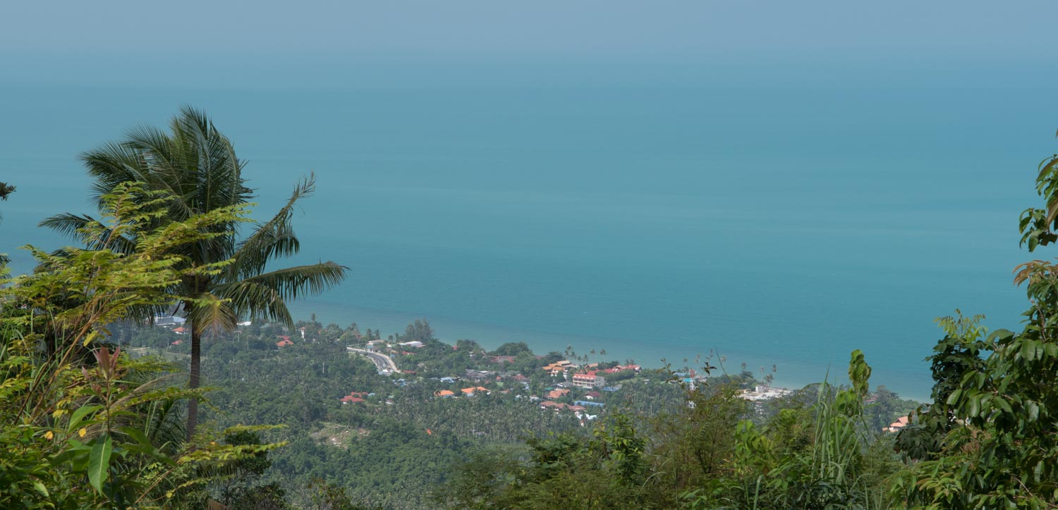Point de vue Tambon Mae Nam