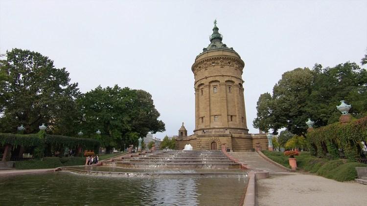 Une journée pour visiter Mannheim