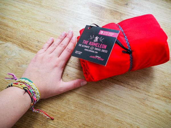 l ultime robe de voyage kameleon rose le cadeau parfait pour les voyageuses
