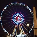 Grande roue - Place de la Concorde - Paris - Voyage ici et ailleurs