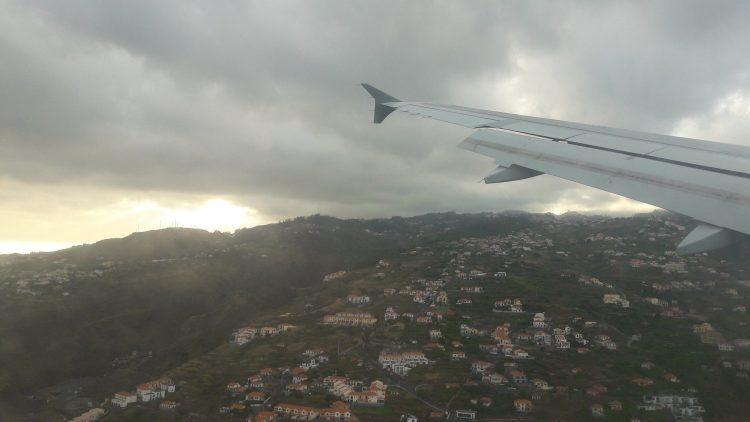 Madère aéroport - Voyages ici et ailleurs