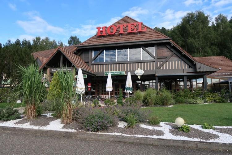 hotel relais chateaux forts bitche - voyages ici et ailleurs
