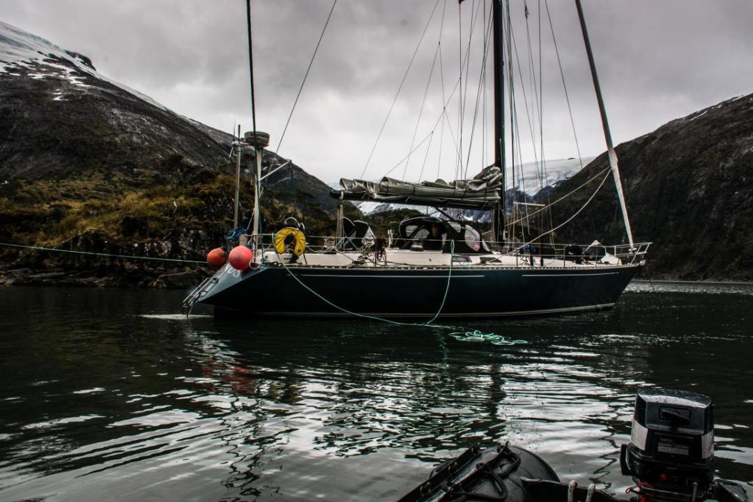 voilier croisière patagonie