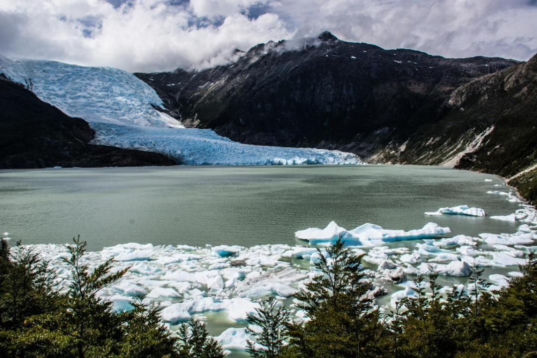 randonnée glacier patagonie