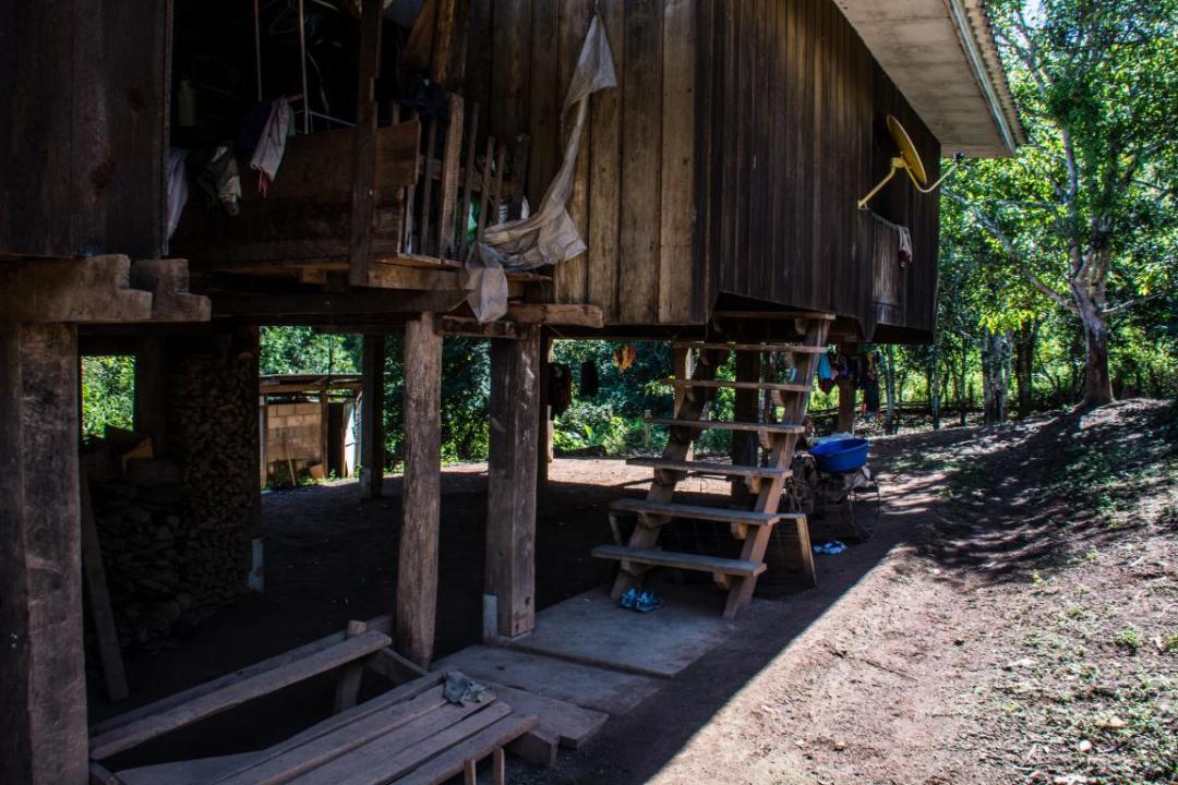 maison familiale volontariat thailande