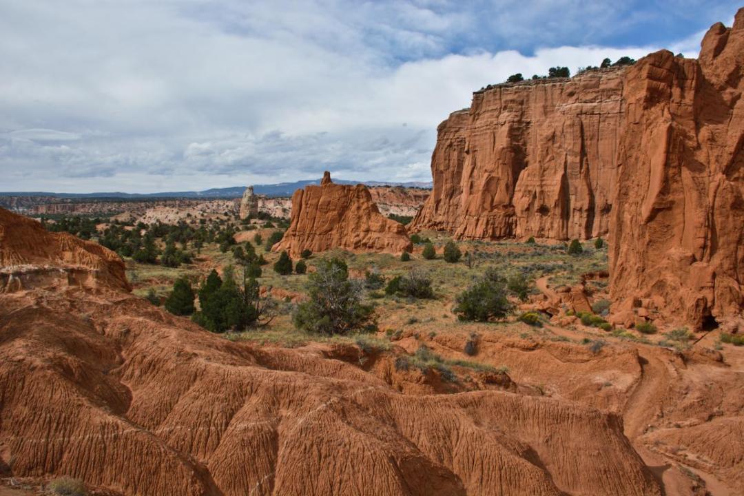immensité naturelle ouest américain