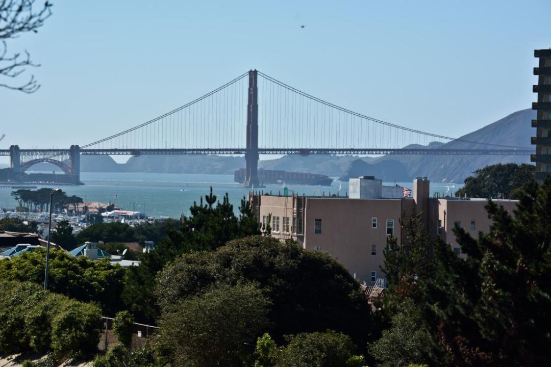 pont san francisco ouest américain
