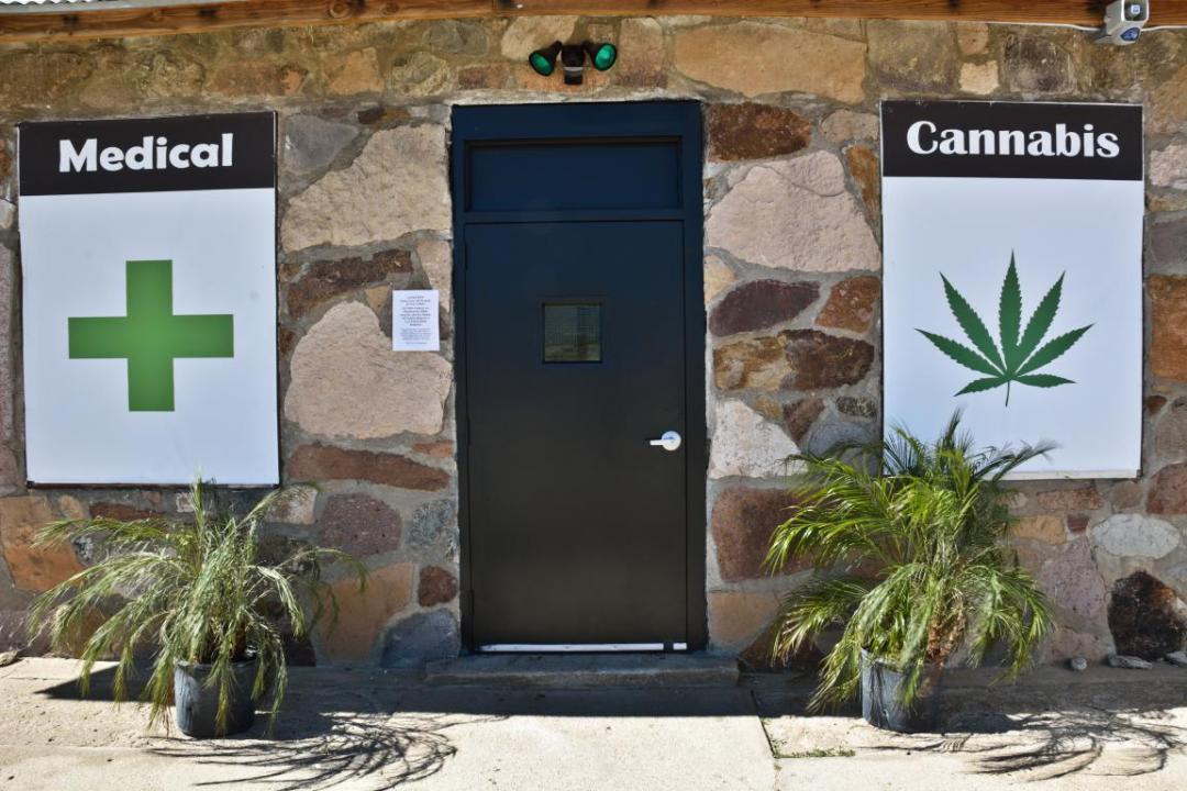 le cannabis dans l'ouest américain