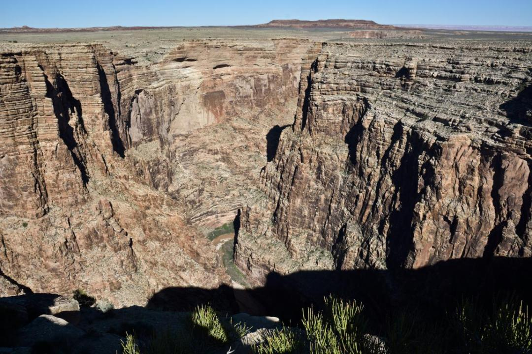 grand canyon ouest usa