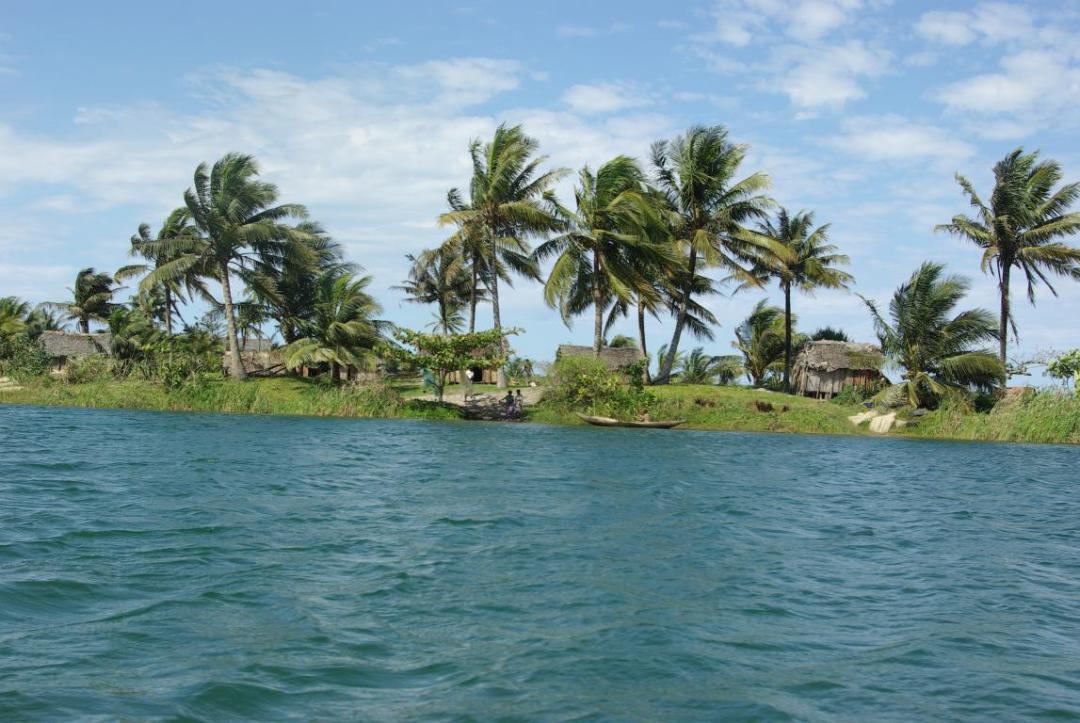 village pêcheurs île de madagascar