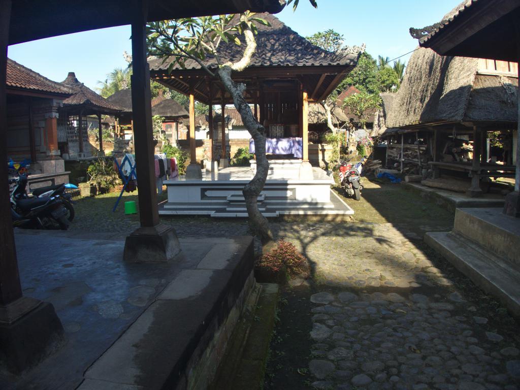 un balé indonésien