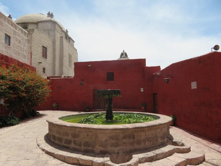 Monastère Santa Catalina (Arequipa)