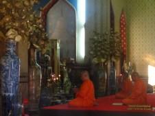 L'heure de la méditation