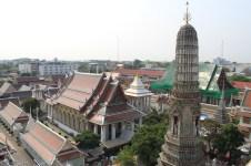 Vue depuis Wat Arun