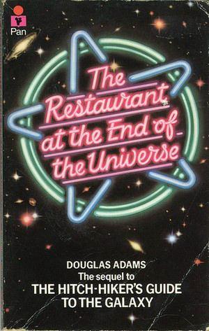 H2G2 le restaurant avant la fin de l'univers (1ère édition 1981)