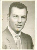 John Richard Gravelle, Two Harbors, Minnesota, US Army, Occupied Germany. Courtesy of Jeanne Gravelle Horn.