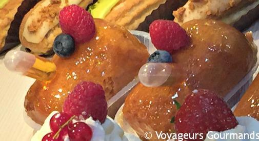 pâtisseries françaises
