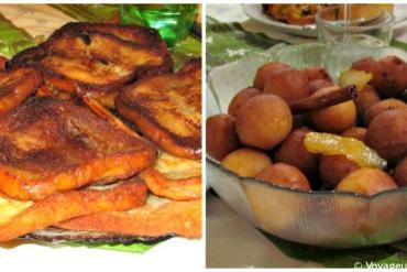 desserts fetes portugais