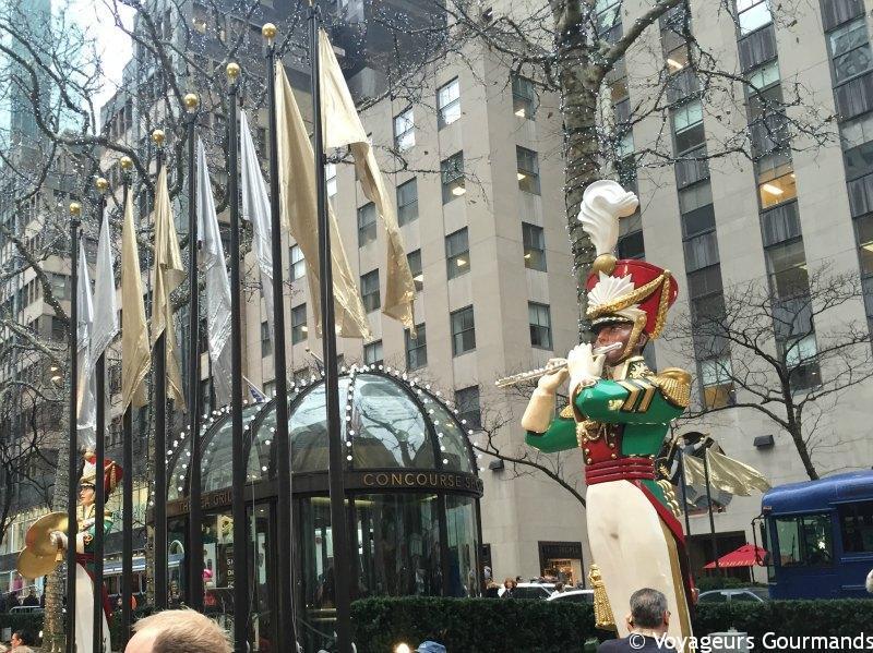 Noel a New York