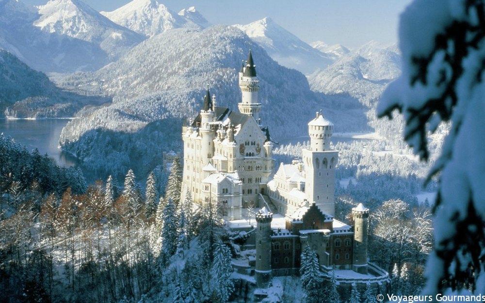 Chateau de Neuschwanstein (1)