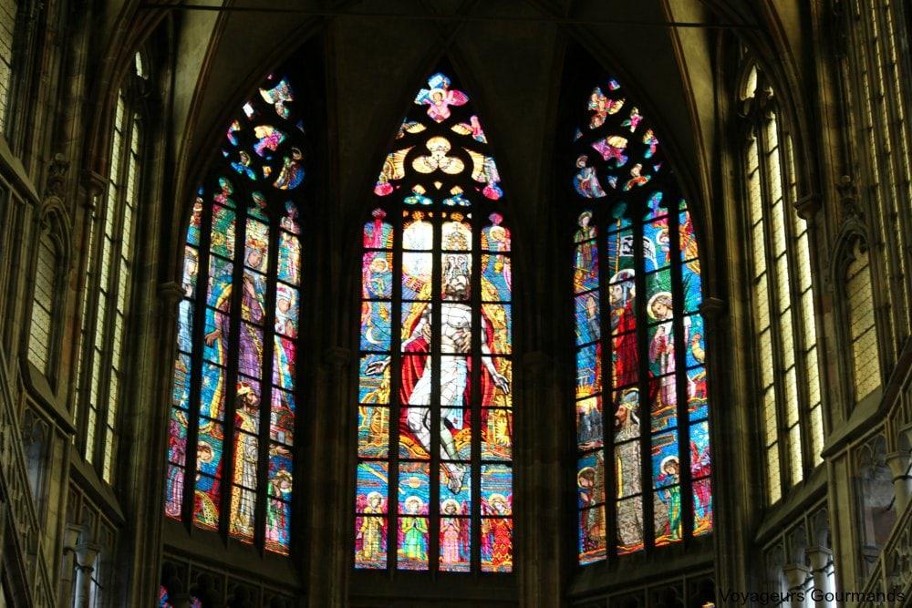 Cathedrale saint guy vitraux (2)