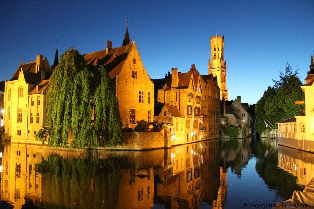Visiter Bruges en 3 jours
