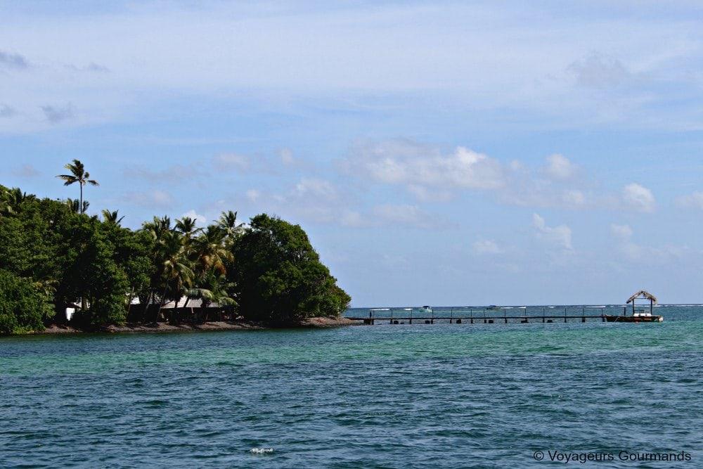 Baignoire De Joséphine Et îlets Alentours Blog Voyageurs Gourmands