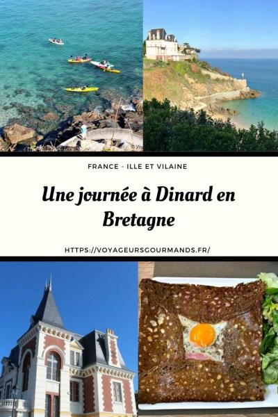 Une journée à Dinard