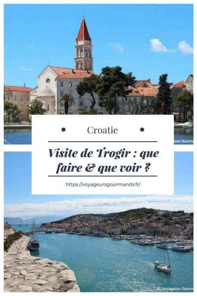 visite de Trogir