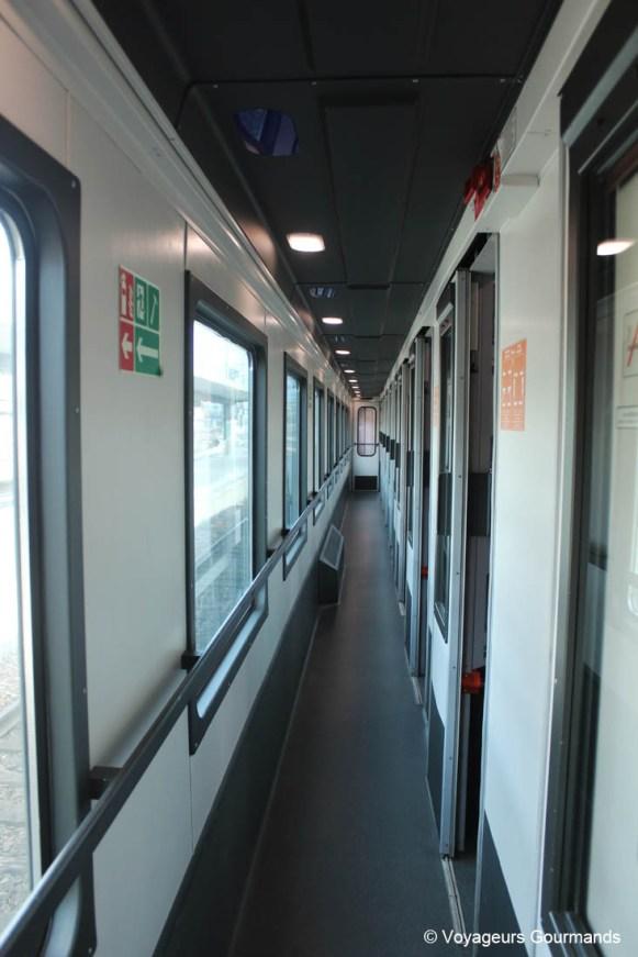 paris venise en train
