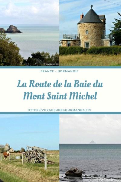 La Route de la Baie du Mont Saint Michel