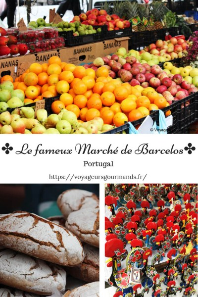 Marché de Barcelos
