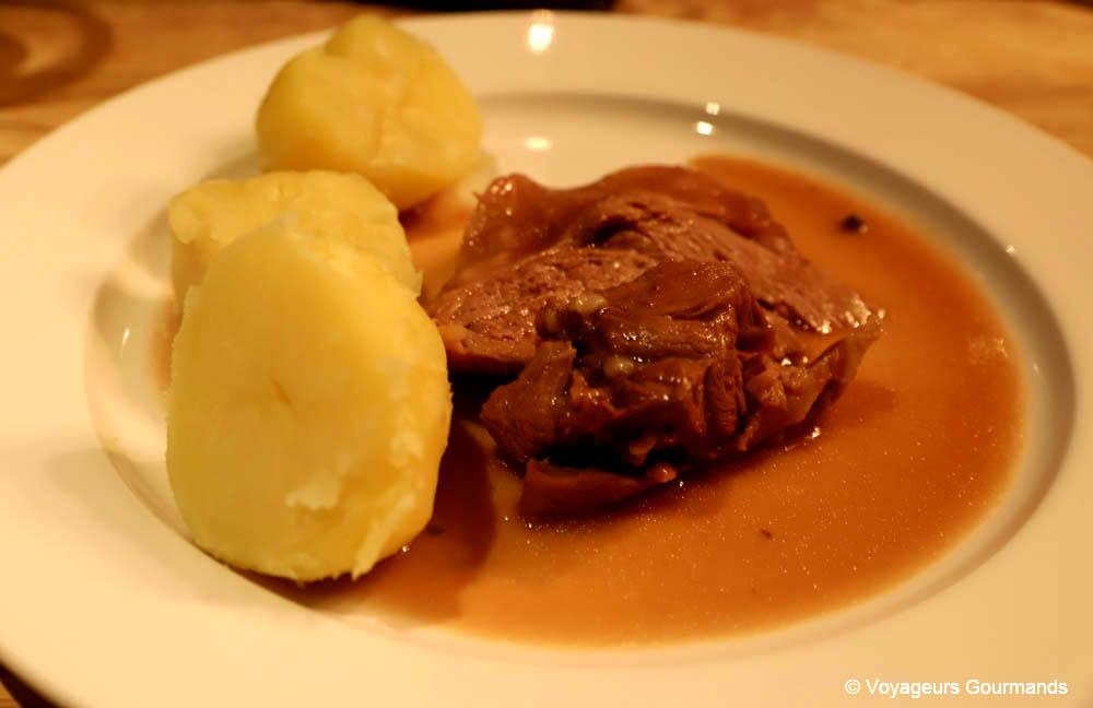 cuisine norvegienne
