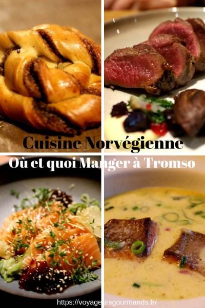 Cuisine norvégienne