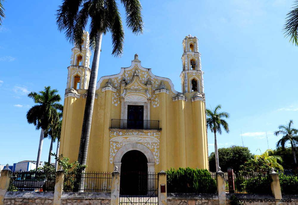 road trip dans le Yucatan
